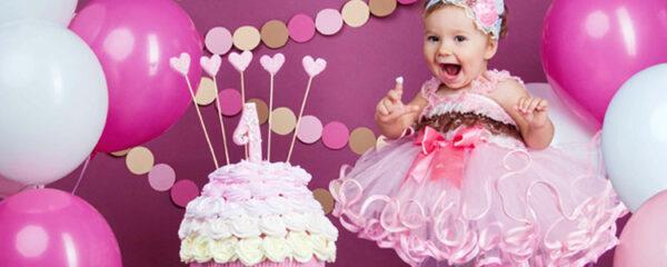 Fêter l'anniversaire de son enfant